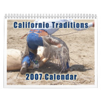 Californio Traditions 2007 Calendar Version 2
