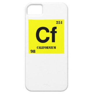 Californium iPhone 5 Cover