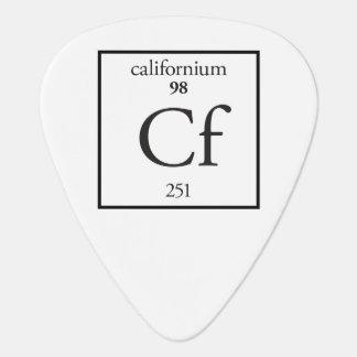 Californium Guitar Pick