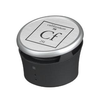 Californium Bluetooth Speaker