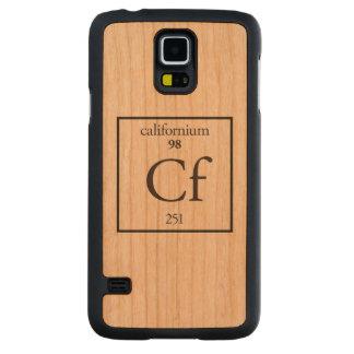 Californium Carved® Cherry Galaxy S5 Slim Case
