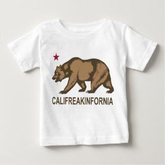 Califreakinfornia Baby T-Shirt