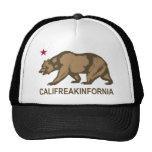 Califreakinfornia Trucker Hats