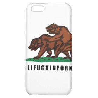 CALIFUCKINFORNIA iPhone 5C COVERS