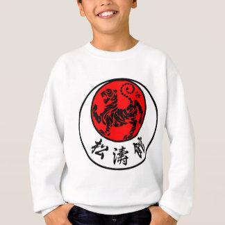 Caligrafía japonesa del sol naciente de Shotokan - Playera