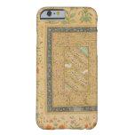Caligrafía por el al-Mashhadi principal iraní de Funda De iPhone 6 Slim