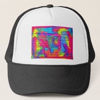 Caligraphy Trucker Hat