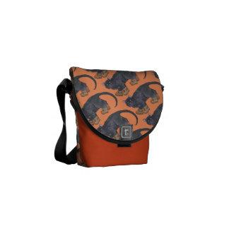 Caligula (Little Boots) Messenger Bag