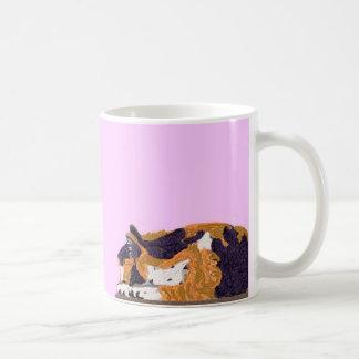 Caligula Napping 2 Mug