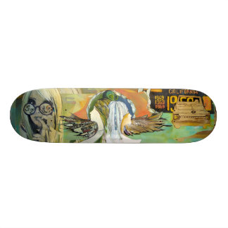 CaliMoon Skatedeck Skateboard Deck