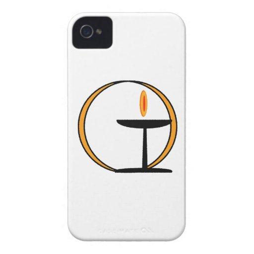 cáliz Case-Mate iPhone 4 protectores