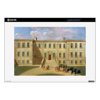 "Calke Hall, Derbyshire, the Seat of Sir Henry Harp 15"" Laptop Skins"