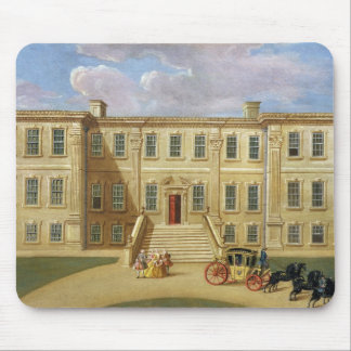 Calke Hall, Derbyshire, the Seat of Sir Henry Harp Mousepad
