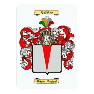 Calkins Card