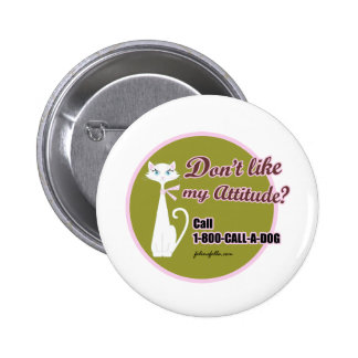 CALL-A-DOG 2 INCH ROUND BUTTON