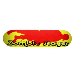Call All Zombie Slayer(s) To Duty Skateboard Decks