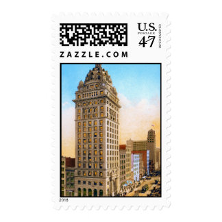 Call Building Postage