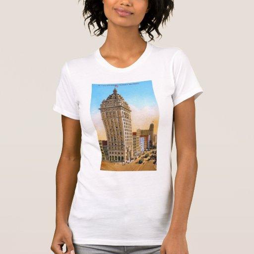 Call Building T-shirt