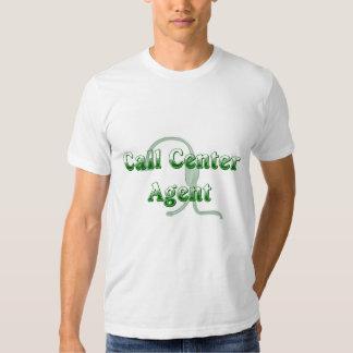 Call Center Agent T-shirt