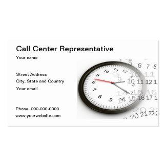 Call Center Customer Service business card