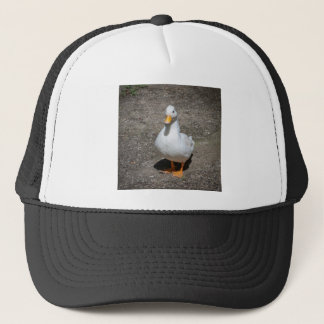 Call duck trucker hat
