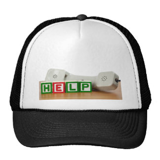 Call for help hat