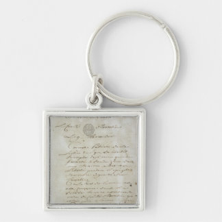 Call from Maximilien de Robespierre Keychain