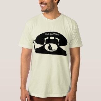 Call Girl Ring Telephone T-Shirt
