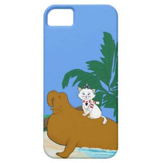 Call in Style with Lucy and Bryan! iPhone SE/5/5s Case