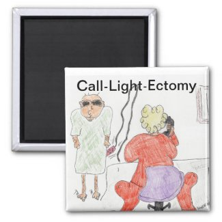 Call Light Ectomy Magnet