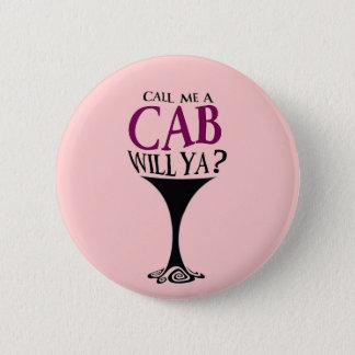 Call me a Cab, will ya? Button