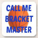 Call Me Bracket Master Coasters