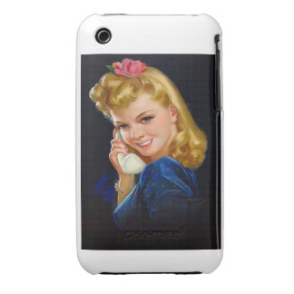 CALL ME GIRL 3 iPhone 3 COVER