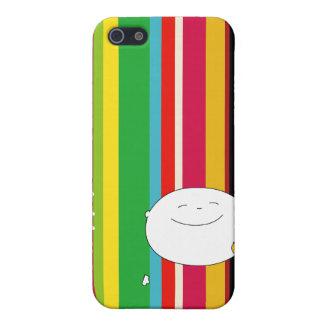Call me Happy Boy iPhone4 case - Retro Quirky