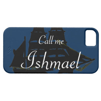 Call Me Ishmael iPhone 5 Cover