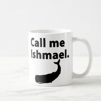 Call Me Ishmael Coffee Mug