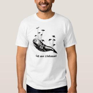 Call me @ishmael T-shirt