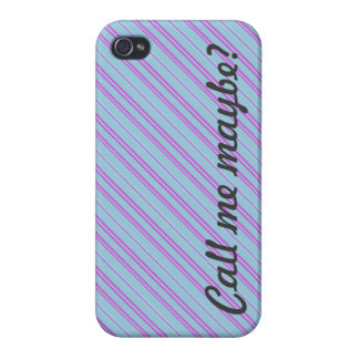 Call Me Maybe? iPhone 4 Case
