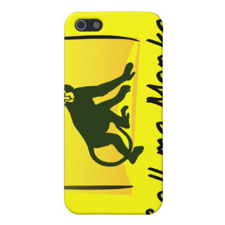 Call Me Monkey iPhone SE/5/5s Case