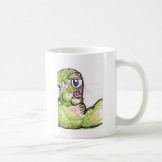 Call me Mr Sluggo Classic White Coffee Mug
