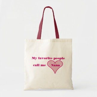 Call Me Nana Tote Bag