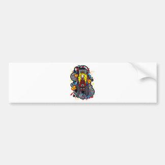 Call_Me_Queen Bumper Sticker