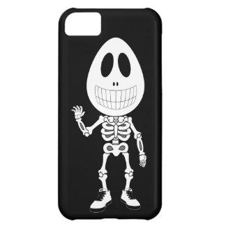 Call Me Skeggeton Case For iPhone 5C