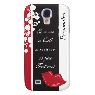 Call me Sometime - Funny Samsung Galaxy S4 Cover