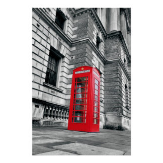 Call Me When You Are in London! Posters