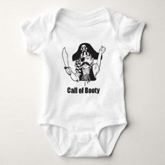 Call of Booty Baby Bodysuit