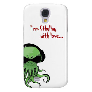 Call of Cthulhu Samsung Galaxy S4 Case