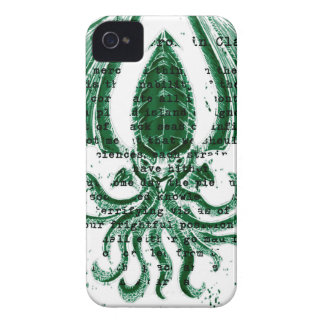 Call of Cthulhu iPhone 4 Case-Mate Cases