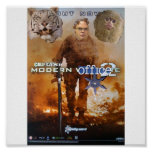 call of dwight modern office 2 posters