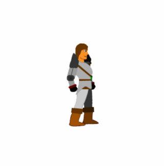 Call of Heros Beta(Copyright) Statuette